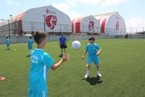 Ümraniye Belediyesi Yaz Spor Okulları Başladı