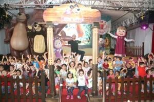 Ümraniyeli Çocuklar, Aileleriyle Birlikte Şenlikte Eğlenmeye Devam Ediyor
