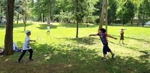 Ümraniyeli Bilge Çocuklar Piknikte Doyasıya Eğlendi