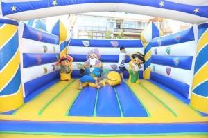 Çocukların ve Yetişkinlerin Gönüllerince Eğlendiği 'Çocuk ve Aile Şenliği' Sona Erdi