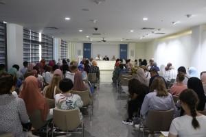 Ümraniye Belediyesi Bosna Hersek'ten Gelen Öğrencileri Ağırladı