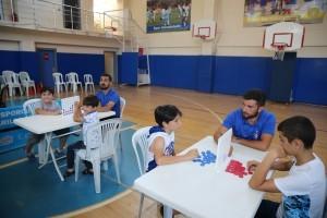 Camii Gençlik Akıl Oyunları ve Masa Tenisi Turnuvaları Sona Erdi