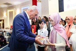 Ümraniye Belediyesi Yaz Kur'an Etkinliği'nin Kapanış Töreni Yapıldı
