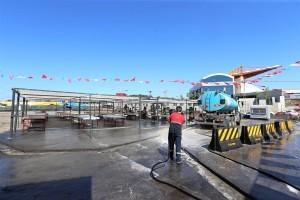 Ümraniye Belediyesi Kurban Bayramı İçin Gerekli Tüm Tedbirleri Aldı