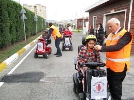 Trafik Eğitim Parkı'nda Eğitimler Yakında Başlıyor