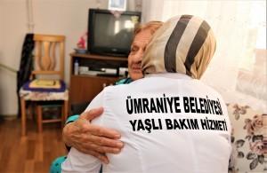 Yaşlı Hizmet Birimi Hız Kesmeden Çalışmalarını Sürdürüyor