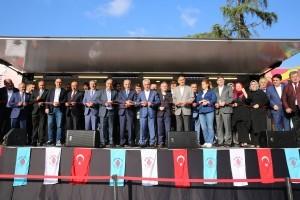 Ümraniye'de 'Siyez Bulgur Festivali' Başladı