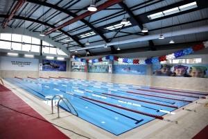 Yüzme Havuzu ve Spor Merkezi'ne Yoğun İlgi