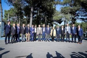 Enerji Bakanı Dönmez, 1. Bölge Belediye Başkanları Toplantısına Katıldı