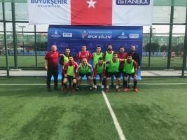 Ümraniye Belediyesi İBB Spor Şöleni'nde Gruplara Kaldı