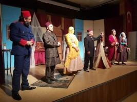"""Şair Evlenmesi """"Bir Osmanlı Hikayesi"""" Ümraniyelilerden Büyük Alkış Aldı"""