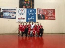Ümraniye Belediyesi Hentbol Kulübü Zafere İmza Attı