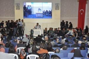 Ünlü Yazar Hayati İnanç'ın Konferansına Yoğun İlgi