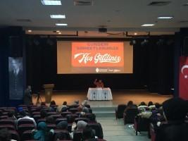 Gündem Sohbetleri'nin Konuğu Dr. Ahmet Anapalı Oldu