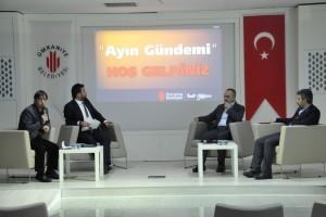 Ümraniye'de İnsan Hakları Paneli Düzenlendi
