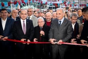 Anadolu Yakasının En Büyük Kitap Fuarı Ümraniye'de Açıldı