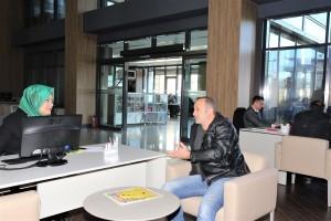 Ümraniye Belediyesi İstihdam Merkezi Yeni Yerine Taşındı
