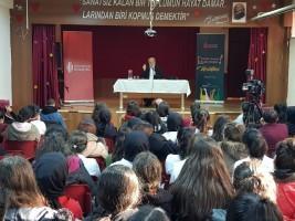 Kültür-Sanat Okulda Başlar Programında Mevlana Konuşuldu