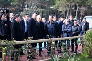 Çevre ve Şehircilik Bakanı Kurum Ümraniye'yi Ziyaret Etti