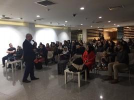 Prof. Dr. Nurullah Genç Ümraniyelilere Konferans Verdi