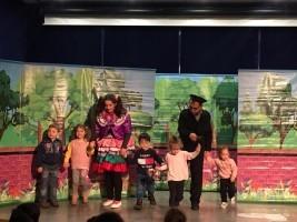 Çocuklar Yılın Son Hafta Sonunu Keyifle Geçirdi