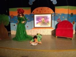 Yılın İlk Çocuk Oyunlarına Büyük İlgi