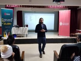 Yönetmen Ömer Dişbudak Ümraniyeli Öğrencilerle Bir Araya Geldi