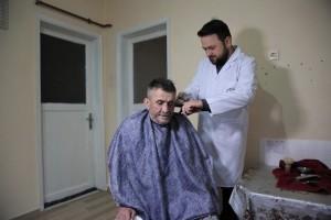 Ümraniye Belediyesinden Yaşlılara Aile Sıcaklığında Hizmet