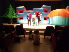 Ümraniyeli Küçük Sanatseverlerin Tiyatro Keyfi