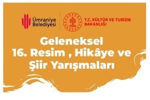 Kültür ve Turizm Bakanlığı Resim, Hikâye ve Şiir Yarışmaları'nın Paydaşı Oldu