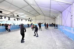 Kar Festivaline Yoğun İlgi