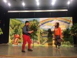 Ümraniyeli Çocuklar Tiyatro ile Keyifli Bir Hafta Sonu Geçirdi