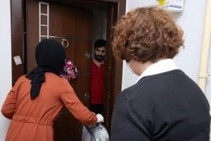 Ümraniye'de Hoş Geldin Bebek Ziyaretleri Yeniden Başladı