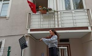 Liseli Gencin Belediyeden İsteği 23 Nisan'da Yerine Getirildi