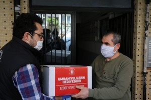 Ümraniye Belediyesi'nden Çölyak Hastalarına Glutensiz Gıda