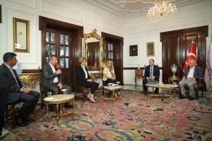 Ümraniye'de Hafriyat Dökülen Boş Araziler Çitle Çevrilecek
