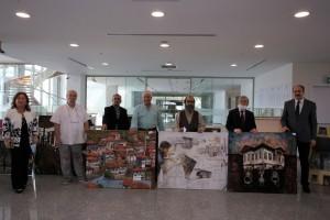 Uluslararası 16. Geleneksel Yağlı Boya Resim Yarışması Sonuçlandı