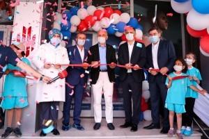 Elmalıkent Spor Merkezi Açıldı