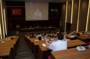Ümraniye Belediye Meclisi Temmuz Ayı Toplantısı Yapıldı