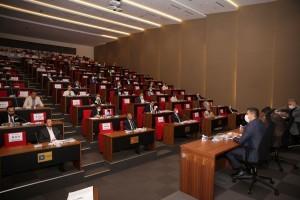 Ümraniye Belediye Meclisi Eylül Ayı Toplantısı Gerçekleşti