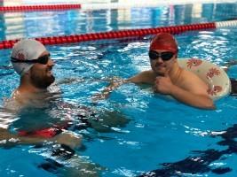 Beytullah Eroğlu Yüzme Havuzu'na Yoğun İlgi