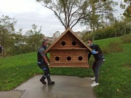 Ümraniye Belediyesi'nden Minik Dostlarımız İçin Kış Seferberliği
