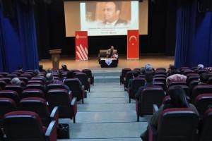 ÜMRANİYE'DE TARİH SOHBETLERİ PROGRAMINA BÜYÜK İLGİ