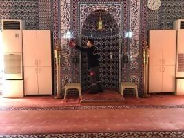 ÜMRANİYE'DE İBADETHANELER RAMAZANA HAZIR