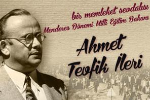 Ümraniye Belediyesi Ahmet Tevfik İleri'nin Hayatını Anlatan Kısa Bir Film Hazırlattı