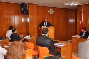 2012 Bütçesi Belediye Meclisi'nde Kabul Edildi