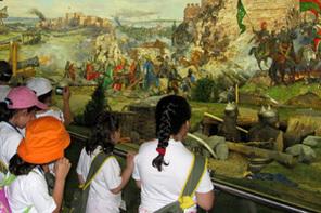 Bilge Çocuk Askeri Müze'de