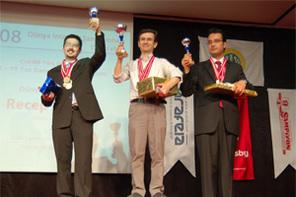Ümraniye Belediyesi Bilgisayar Şampiyonlarını Ağırladı