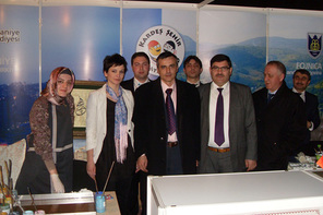 Ümraniye Belediyesi Nalas Expo 2011 Fuarı İçin Saraybosna'daydı