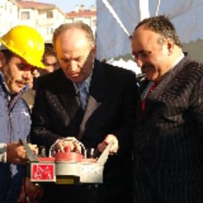 15 Mahalleye 15 Kültür Merkezi Projesi